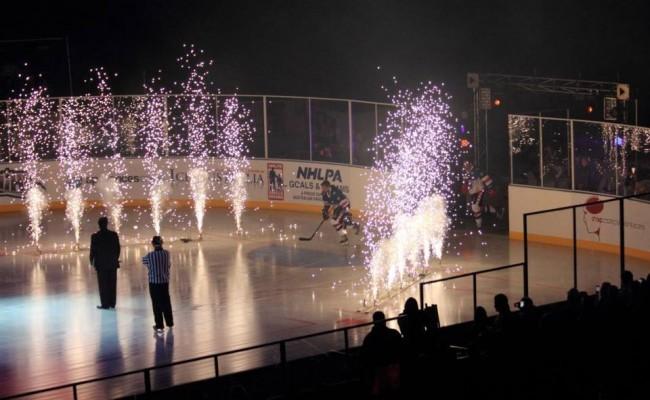 Ice Hockey USA v Canada 2013 (1)
