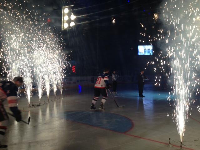 Ice Hockey USA v Canada 2013 (7)