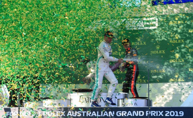 2019 Melbourne Formula One Grand Prix Race Day Mar 17th